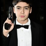 James Bond Keanush Peter