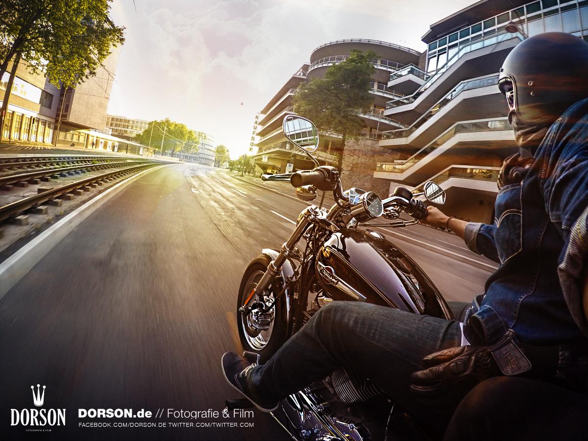 Harley Davidson Sportster 1200c